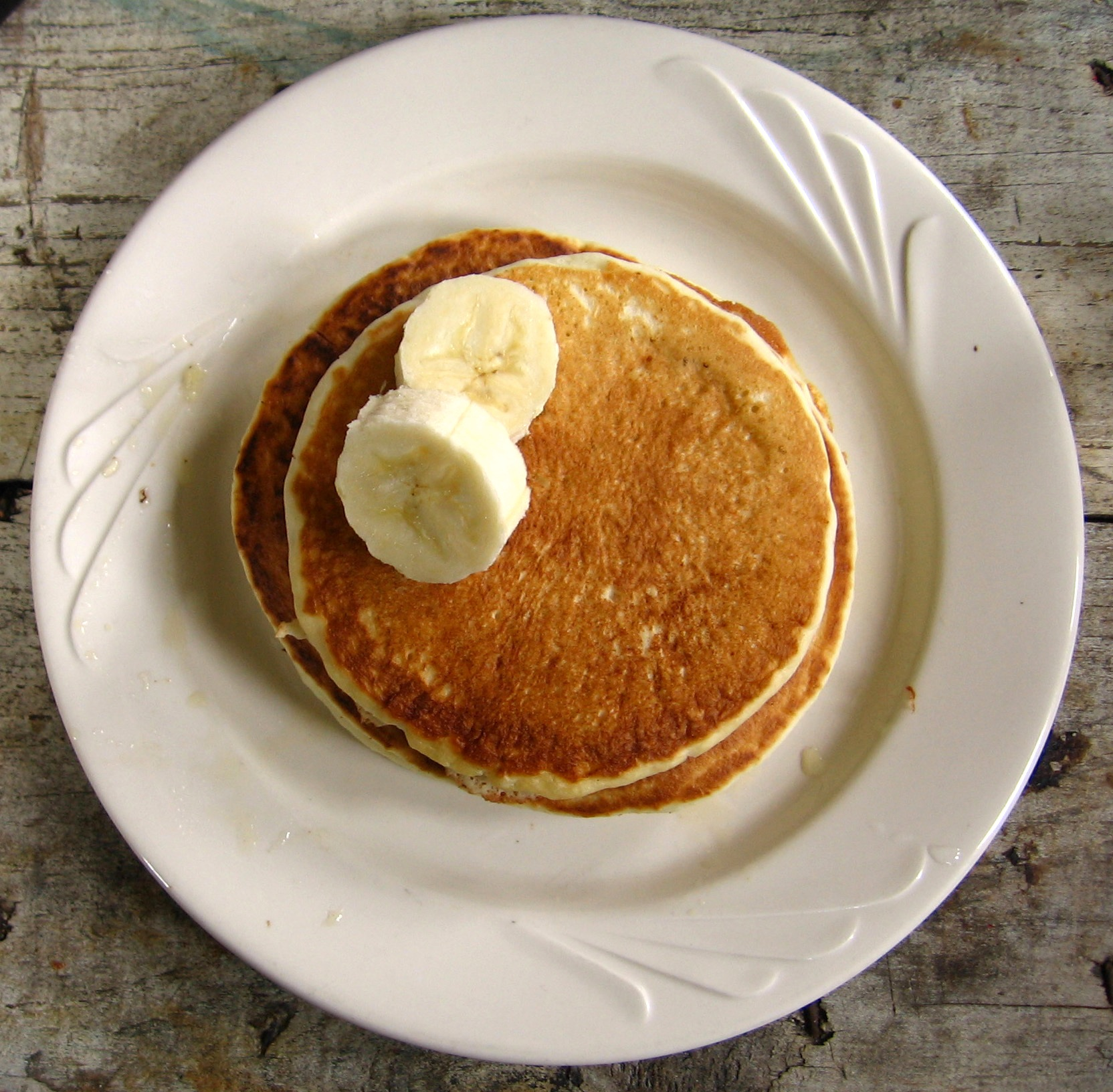 Banana _on _pancake