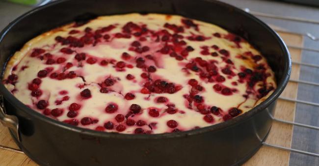 nyttig cheesecake kvarg