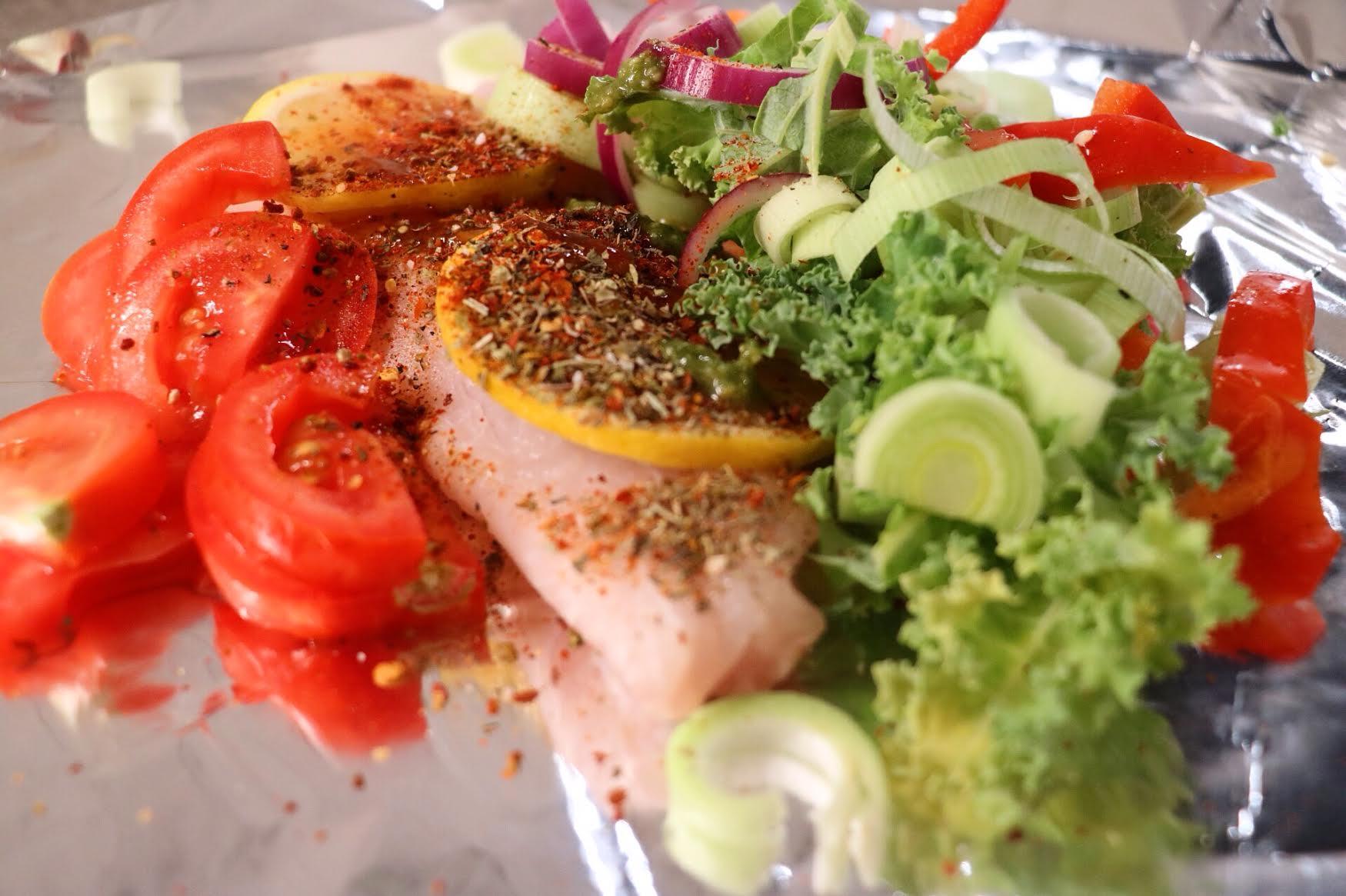 knäckepizza med tonfisk