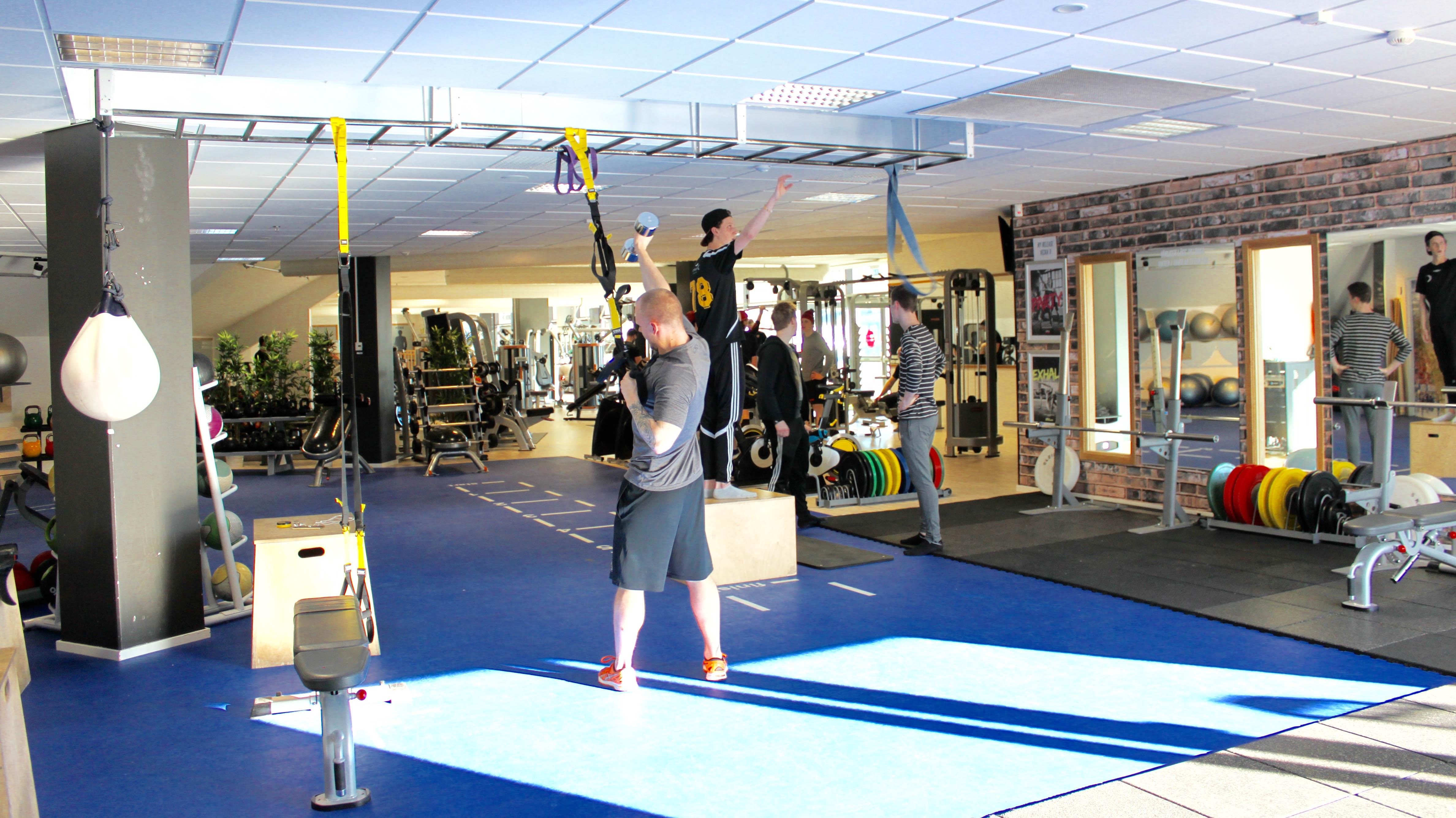 24 fitness växjö