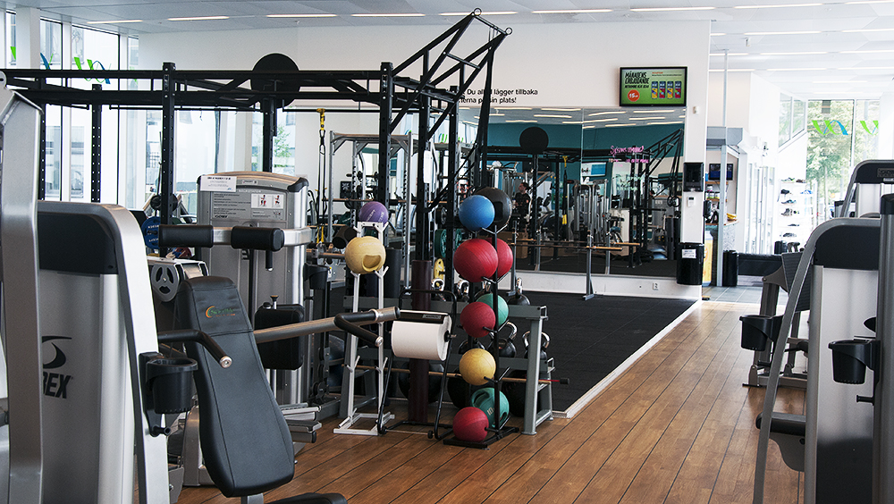 nordic wellness barkarby