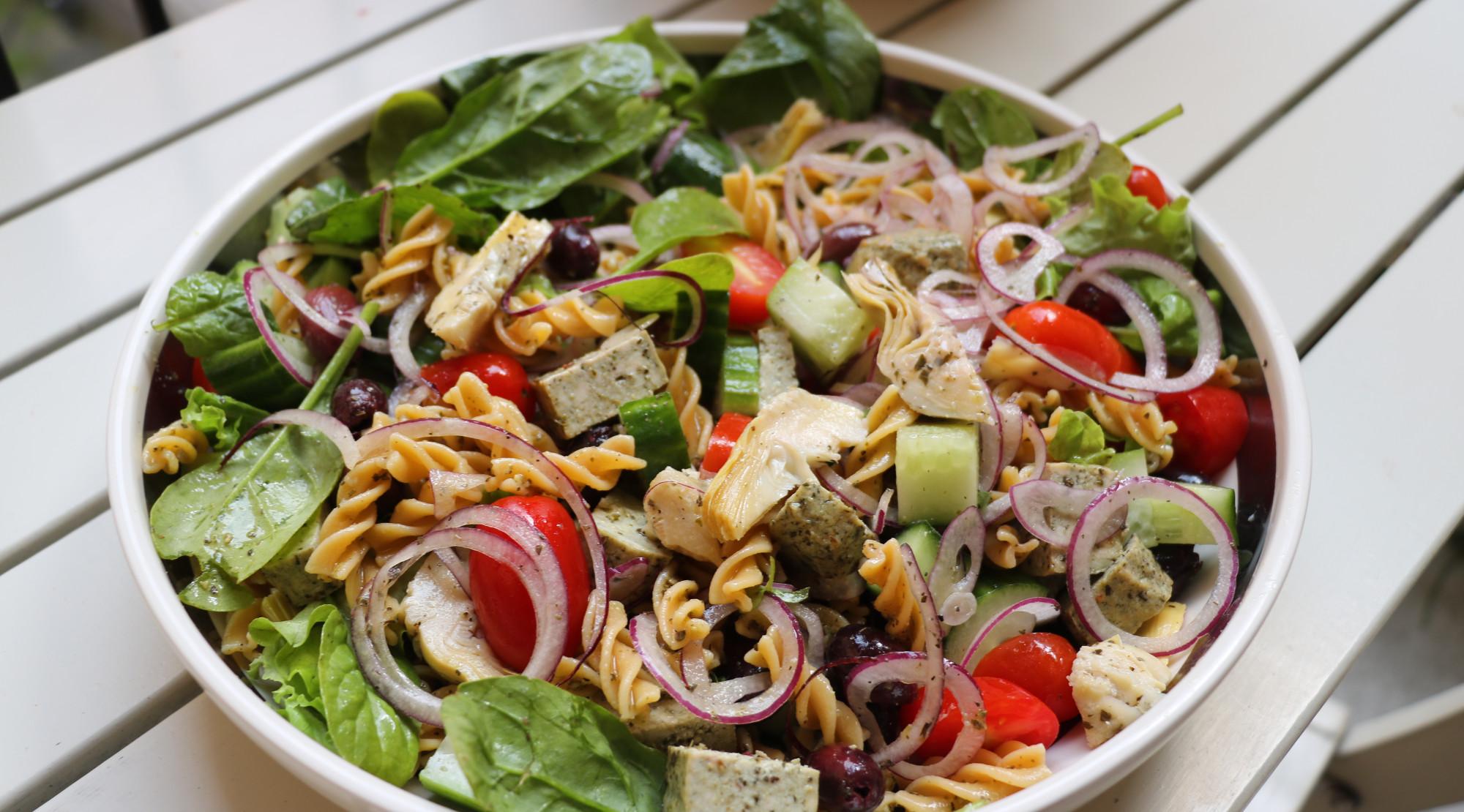 proteinrika vegetariska livsmedel