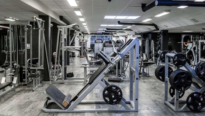 nordic gym göteborg
