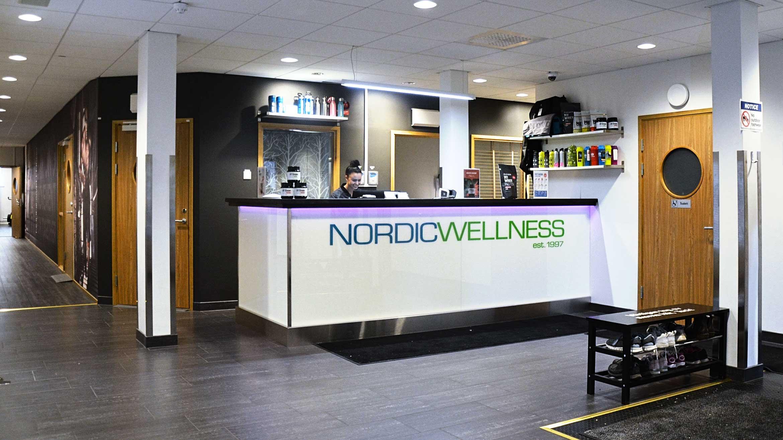 nordic wellness skövde