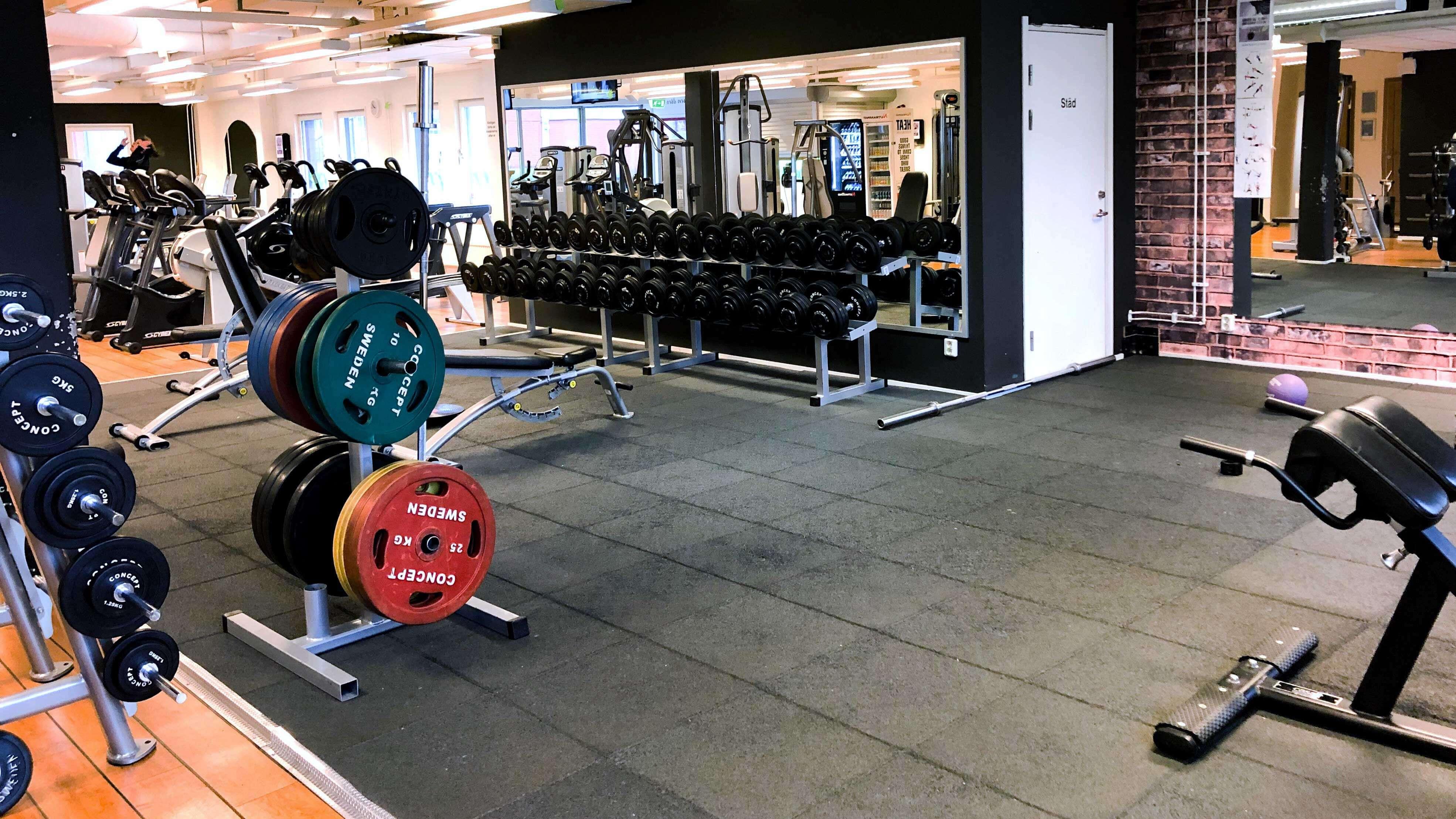 lindome gym och hälsa