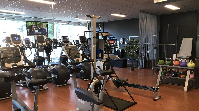 ironsport gym västerås