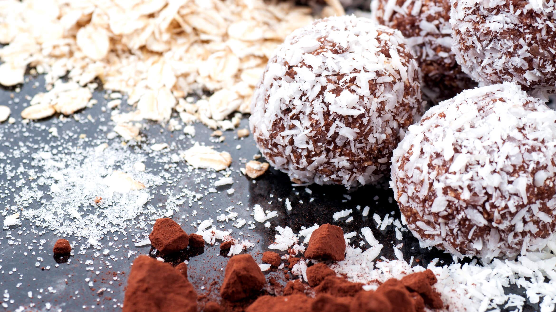 nyttig dessert choklad