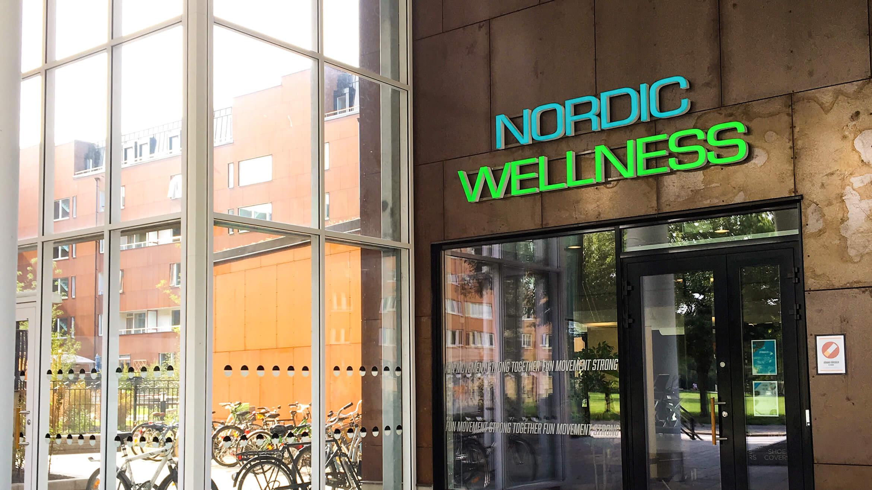 nordic wellness centralen malmö