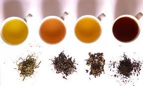 grönt chai te nyttigt